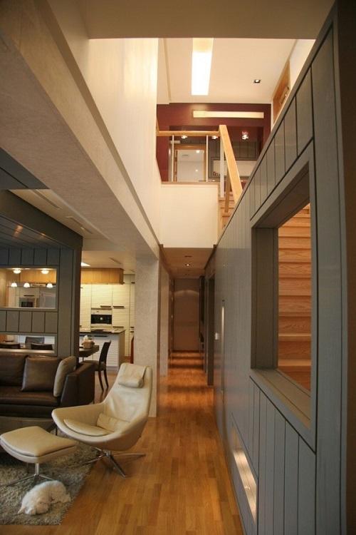 Ngôi nhà với phong cách tối giản đẹp như trong phim Hàn Quốc