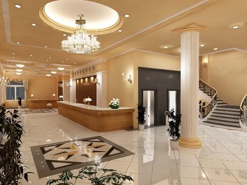 Những lưu ý của nội thất khách sạn khi thiết kế