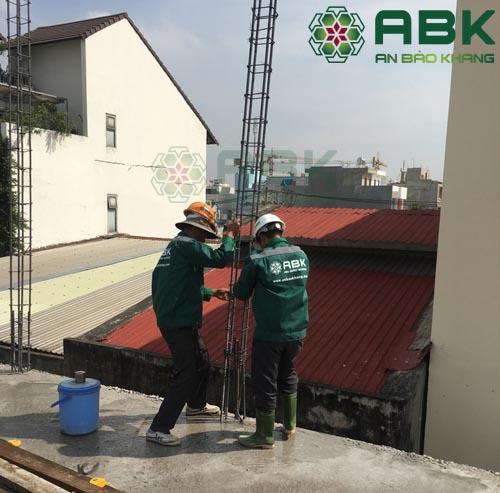 Cải tạo nâng tầng nhà Anh Tuấn ở Lườn Lài – Tân Phú