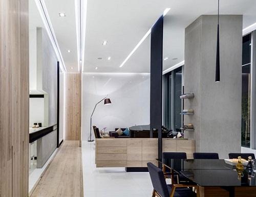 Các kiểu thiết kế trang trí hiện đại nội thất biệt thự liền kề không thể bỏ lỡ