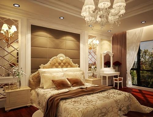 Mẫu thiết kế nội thất phòng ngủ đa phong cách cho khách sạn