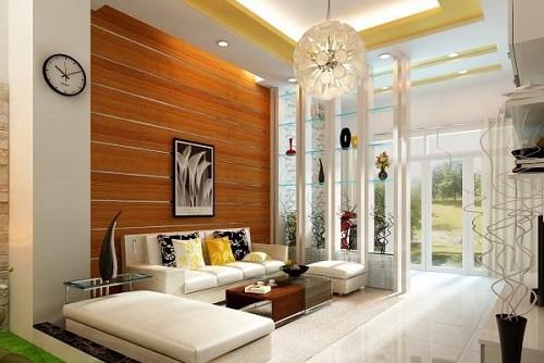 Những thiết kế nội thất biệt thự hiện đại và sang trọng với không gian sống