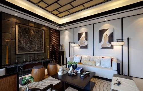 Thiết kế phong cách Á Đông vào nội thất khách sạn