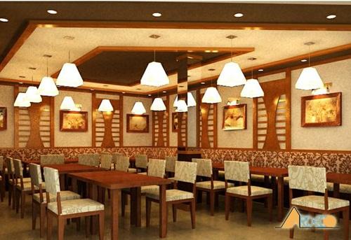 Thiết kế nhà hàng theo phong cách hiện đại đẹp nhất hiện nay