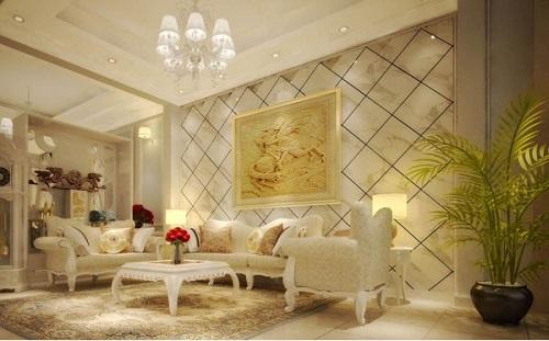 Thay đổi diện mạo lộng lẫy, sang chảnh cho căn biệt thự với các kiểu thiết kế nội thất