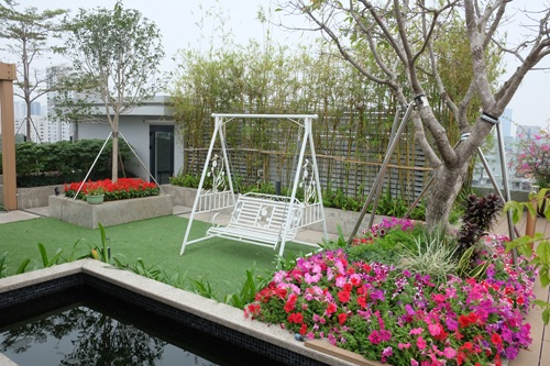 Bí quyết tạo không gian xanh cho căn nhà