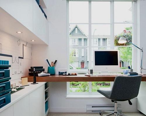 Trang trí phòng làm việc để sự nghiệp phát triển