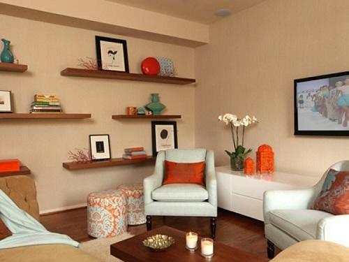 Những mẫu nhà chung cư nhỏ đẹp cho các gia đình ít thành viên