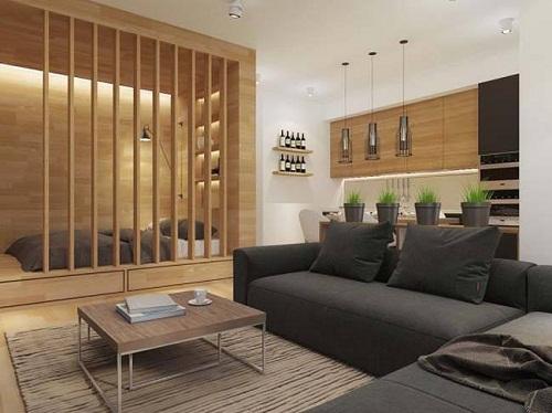 Phong cách thiết kế nội thất chung cư cho những gia đình trẻ
