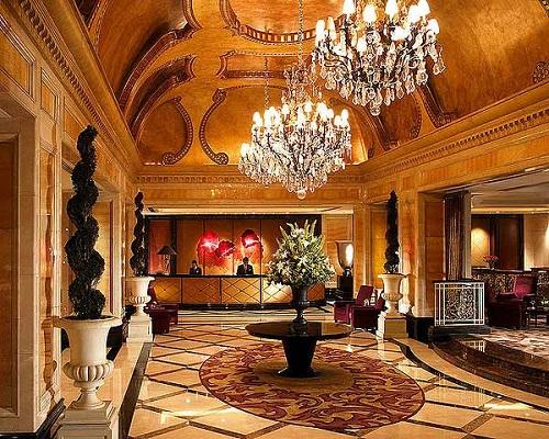 Một số phong cách thiết kế nội thất khách sạn độc đáo, tinh tế.