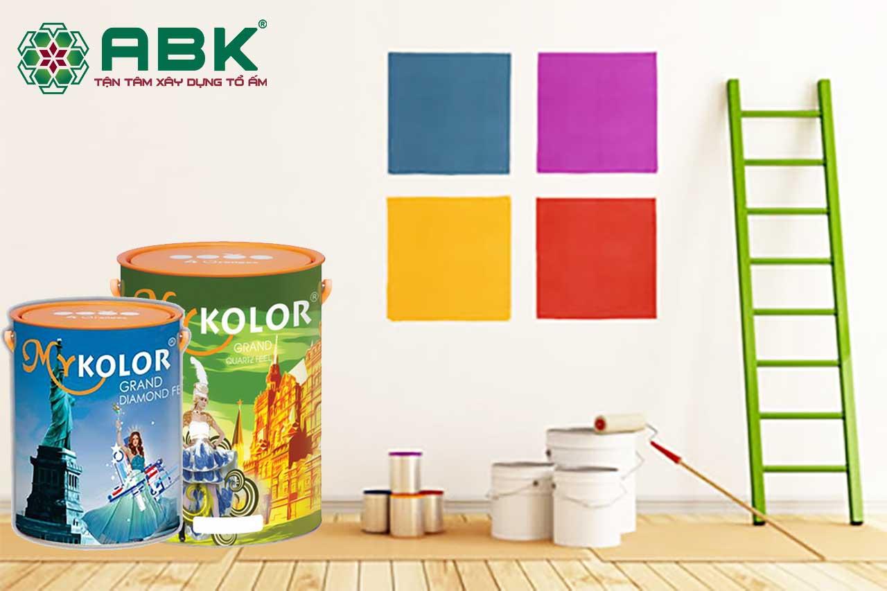 Nên chọn loại sơn nào khi sửa nhà